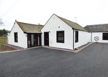 Thumbnail 1 bed semi-detached bungalow for sale in 1 Dinwoodie Courtyard, Johnstonebridge, Lockerbie, Dumfries And Galloway