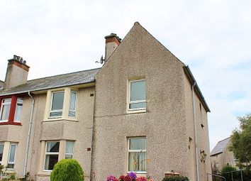 Thumbnail 2 bed flat for sale in 7 Marine Gardens, Stranraer