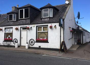 Thumbnail Pub/bar for sale in Main Street, New Deer, Turriff