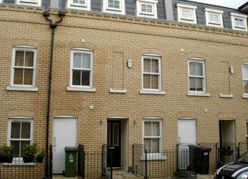 Thumbnail 3 bedroom terraced house to rent in St. Matthews Gardens, Cambridge