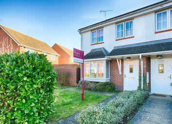 Thumbnail 3 bedroom property to rent in Cornflower Way, Hatfield