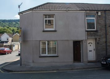 Thumbnail 2 bed end terrace house for sale in Chapel Street, Abercanaid, Merthyr Tydfil