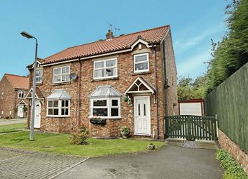Thumbnail 3 bed semi-detached house for sale in Pinfold Court, Staithes Road, Preston, Hull