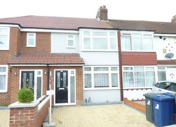 Thumbnail 3 bed terraced house for sale in Federal Road, Perivale, Greenford