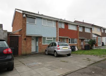 Thumbnail 3 bed end terrace house for sale in Belvidere Gardens, Sparkhill, Birmingham