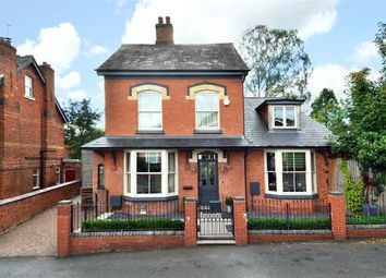 Thumbnail 4 bed detached house for sale in Old Station Road, Bromsgrove