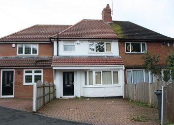 Thumbnail 3 bed terraced house to rent in Castle Road West, Oldbury