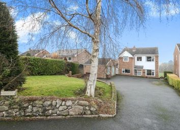 Thumbnail 4 bed detached house for sale in Fford Y Pentre, Nercwys, Mold, Flintshire