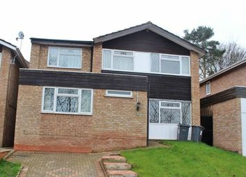 Thumbnail 5 bedroom detached house for sale in Manway Close, Birmingham, West Midlands