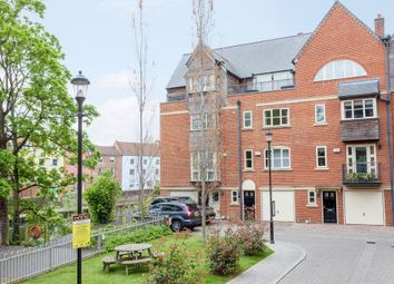 Thumbnail 5 bedroom town house for sale in Old Millers Wharf, Fishergate, Norwich