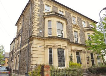 Thumbnail 1 bed flat to rent in The Old Convent, The Walk, Roath, Cardiff