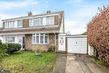 Thumbnail 3 bed semi-detached house for sale in St. Andrews Road, Warminster