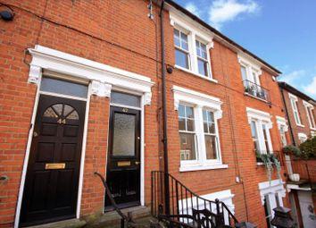 Thumbnail 2 bed maisonette to rent in Cobbold Street, Ipswich, Suffolk
