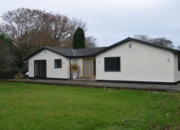 Thumbnail 3 bed detached bungalow to rent in Mile Road, Widdrington, Morpeth