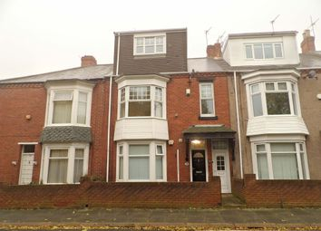 Thumbnail 2 bedroom flat for sale in Egerton Road, South Shields