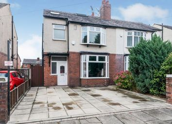 Thumbnail 3 bed semi-detached house for sale in Oakleigh Avenue, Greater Manchester, Bolton, Greater Manchester