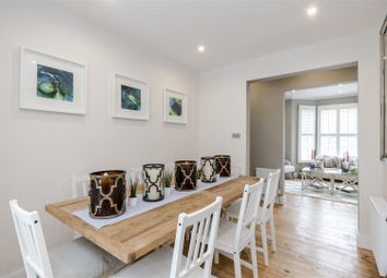Graham Road, Chiswick, London W4. 4 bed semi-detached house