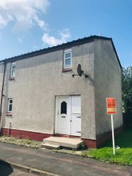 Thumbnail 2 bed end terrace house to rent in 1 Sinclair Court, Kilmarnock