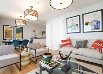 Thumbnail 1 bedroom flat for sale in 45 Millharbour, Isle Of Dogs