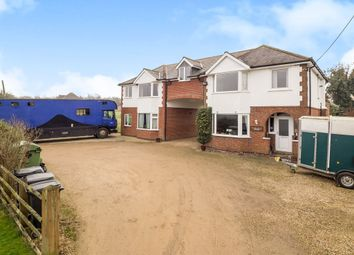 Thumbnail 3 bed equestrian property for sale in Main Road, Kirby Bellars, Melton Mowbray