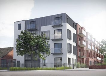 Thumbnail 2 bed flat for sale in Tamworth Street, Lichfield