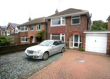 Thumbnail 3 bed detached house to rent in Oakover Drive, Allestree, Derby