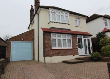Thumbnail 3 bed detached house for sale in Willis Avenue, Sutton