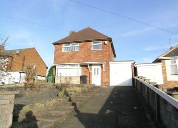 Thumbnail 3 bedroom detached house for sale in Dudley, Netherton, Bowling Green Road