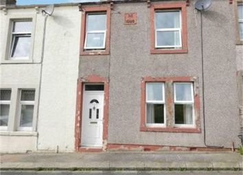 Thumbnail 3 bed terraced house for sale in Moffat Terrace, Frizington, Cumbria
