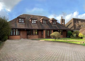 Thumbnail 5 bed detached bungalow for sale in Barton Road, Luton