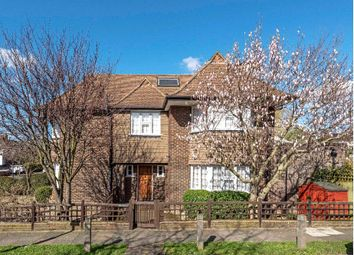 Thumbnail 5 bed detached house for sale in Ellerton Road, Wandsworth, London