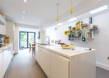 Thumbnail 3 bedroom terraced house for sale in Chelmsford Road, London