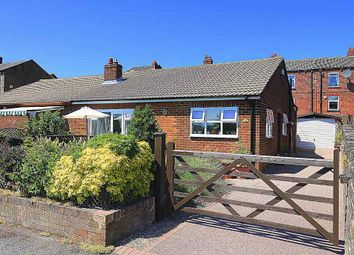 Thumbnail 2 bed semi-detached bungalow for sale in Knowles Croft, Dewsbury