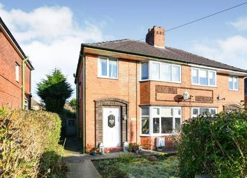 3 bed semi-detached house for sale in Selhurst Road, Newbold, Chesterfield, Derbyshire S41