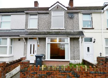 Thumbnail 3 bedroom terraced house to rent in Bryngwyn Road, Ebbw Vale, Blaenau Gwent.