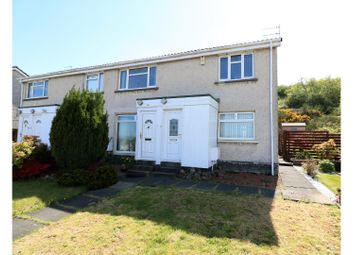 Thumbnail 2 bed flat for sale in Gairloch Crescent, Falkirk