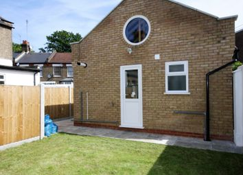 Thumbnail 1 bed bungalow for sale in Steele Road, London