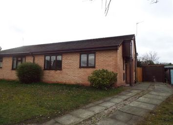 Thumbnail 2 bed bungalow for sale in Viking Close, Gwersyllt, Wrexham, Wrecsam