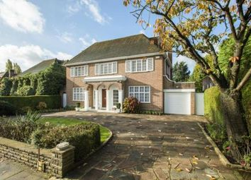 Thumbnail 6 bed detached house for sale in Winnington Road, Hampstead Garden Suburb, London