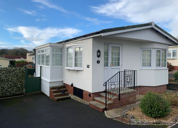 2 bed mobile/park home for sale in Totnes Road, Abbotskerswell, Newton Abbot TQ12