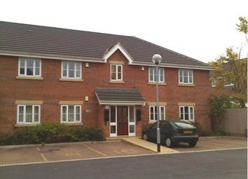 Thumbnail 2 bed flat for sale in Dallman Close, Hucknall, Nottingham