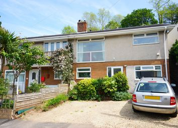 Thumbnail 2 bed semi-detached house for sale in Highfield Close, Risca, Newport