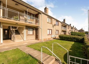 Thumbnail 1 bed flat for sale in Glenogil Drive, Arbroath