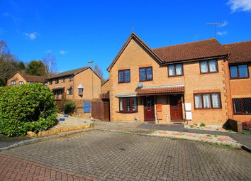 Thumbnail 3 bed end terrace house for sale in Lydford Close, Frimley, Camberley