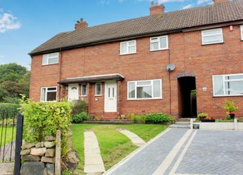 Thumbnail 3 bed terraced house for sale in Stonehouse Crescent, Werrington, Stoke-On-Trent, Staffordshire