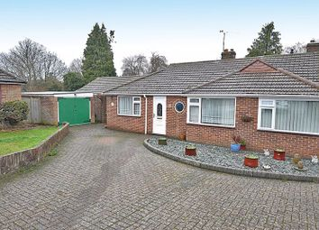 Thumbnail 2 bed semi-detached bungalow for sale in Fauchons Close, Bearsted, Maidstone