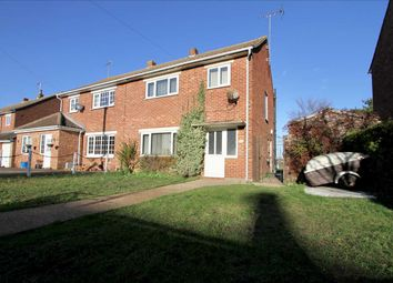 Thumbnail 3 bed semi-detached house for sale in Great Harlings, Shotley Gate, Ipswich