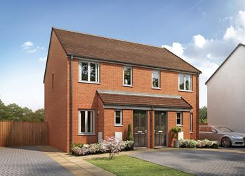 """The Alnwick"" at Old Oak Way, Harlow CM17. 2 bed semi-detached house for sale"