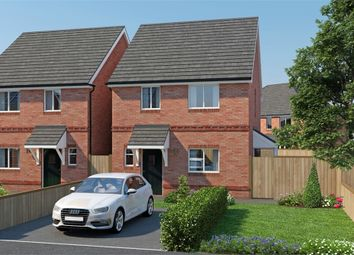 Thumbnail 3 bed detached house for sale in Mulberry Park, Forest Road, Ellesmere Port, Cheshire