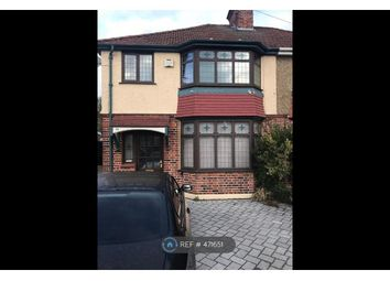 Thumbnail 4 bed semi-detached house to rent in The Warren, Hounslow